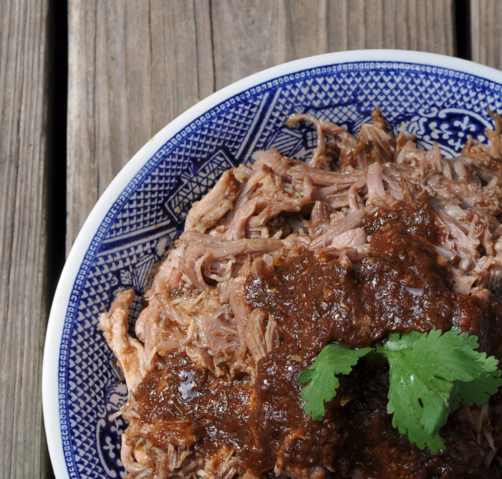 Barbacoa Pulled Pork #paleo