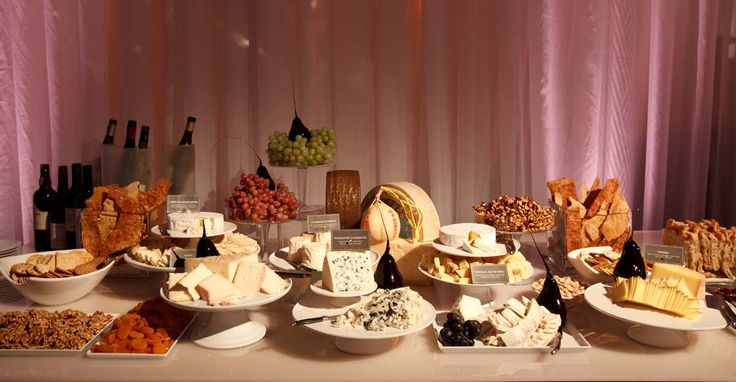 Beautiful Buffets - cocktail party