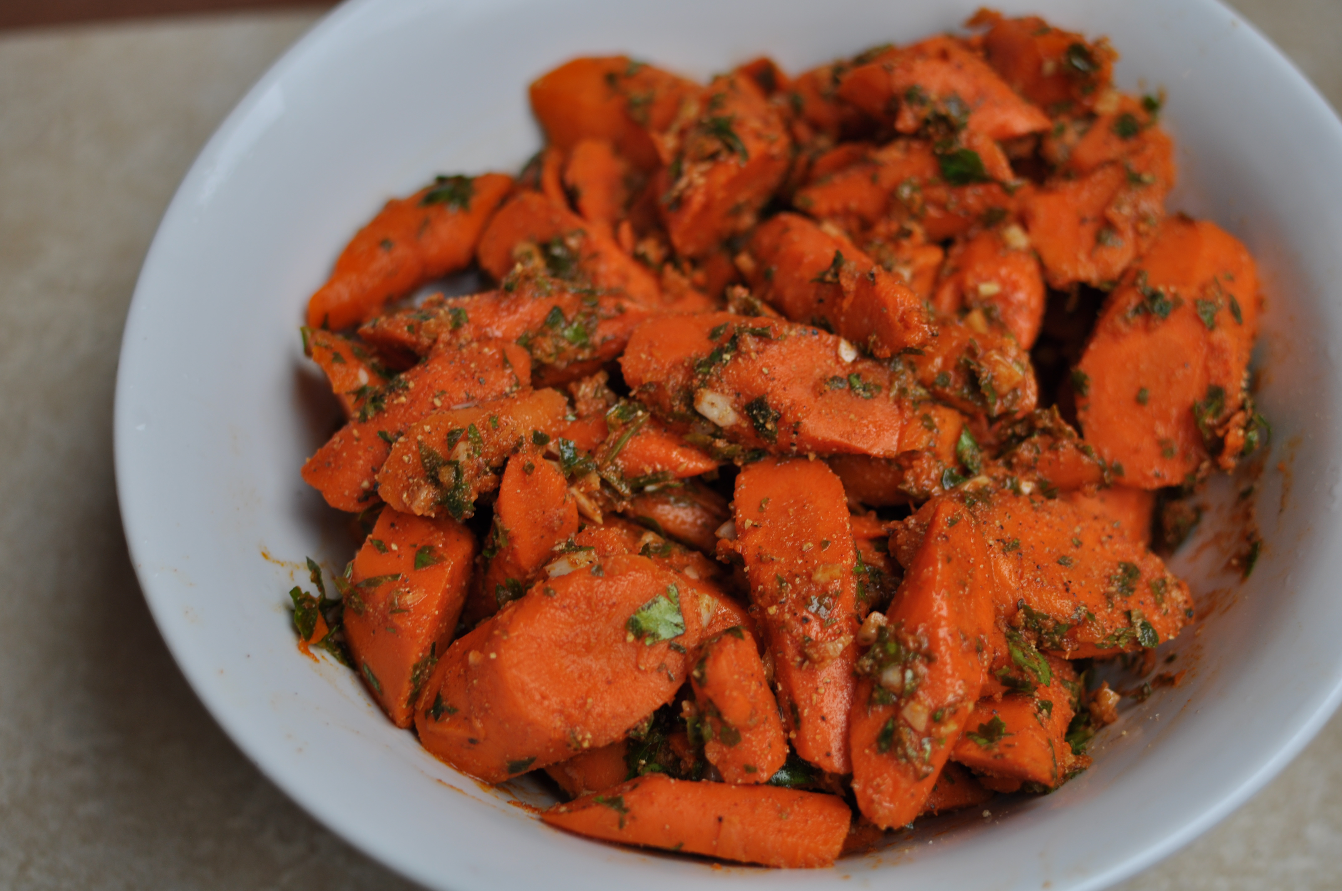 Casablanca Carrots from Melissa Joulwan {Well Fed 2 Review}