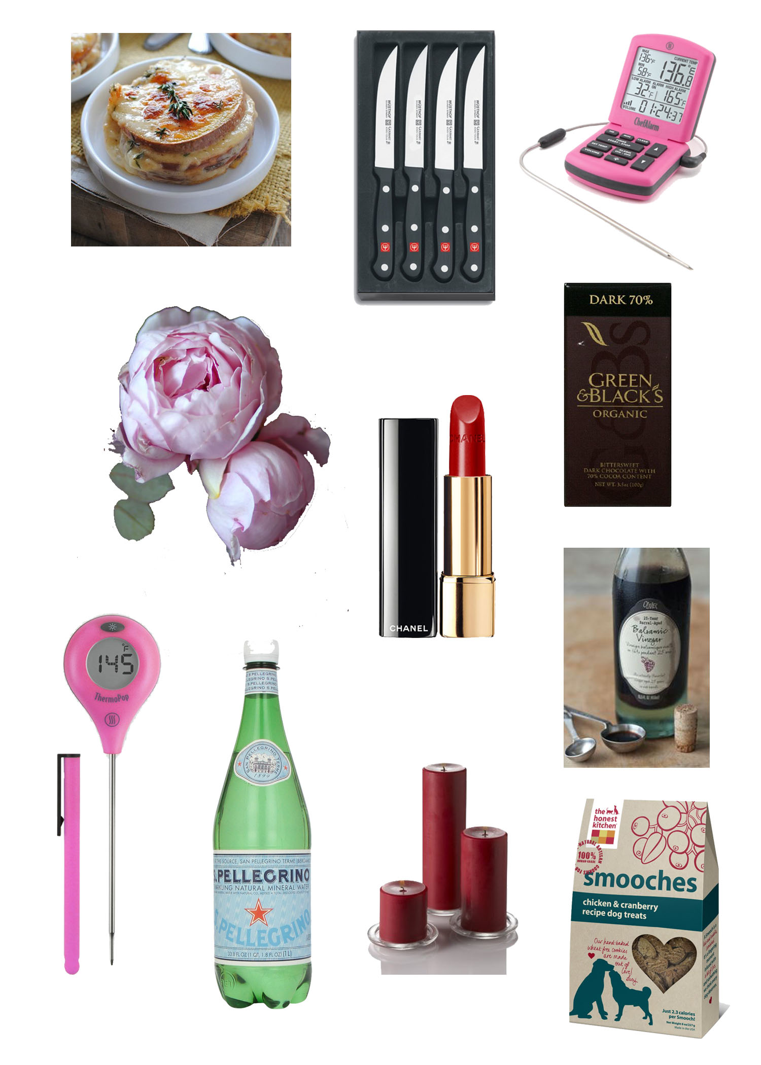 Ingredients for a Perfect Valentine's Day at Home