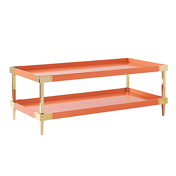 Serena & Lily Saville Coffee Table
