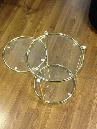 brass coffee table 2