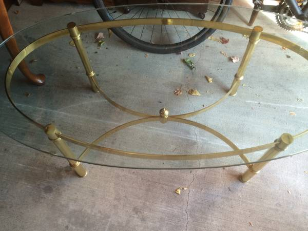 brass coffee table 3