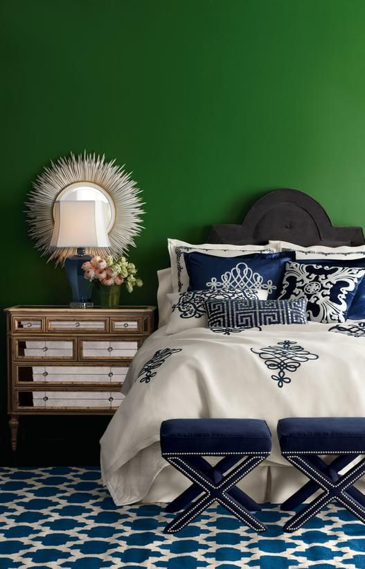 For The Love Of Emerald Green Megan Opel Interiors
