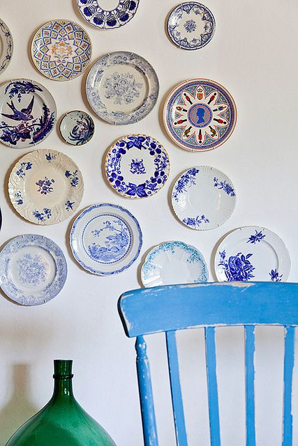 Plate Display Inspiration
