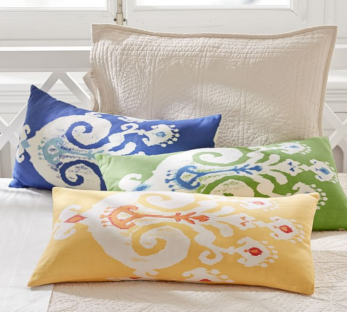 Pottery Barn Spring 2015 Pillow Covers - Peaches & Cake