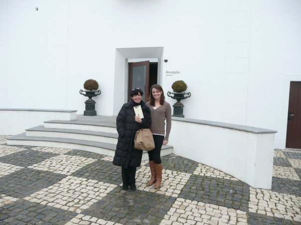 portugal with mom