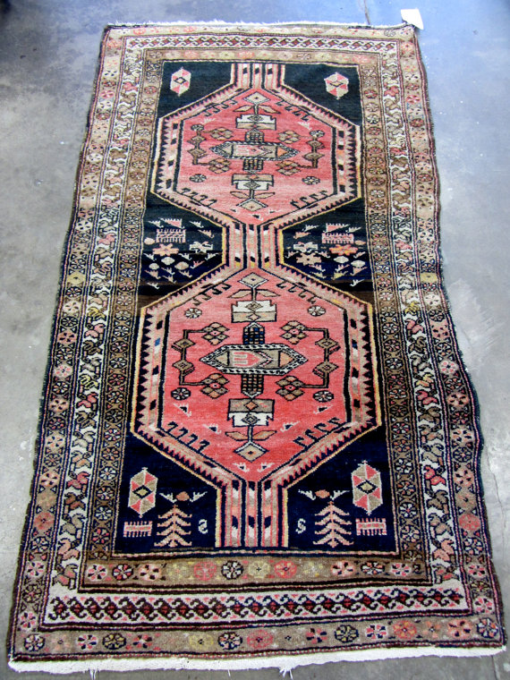 1920s antique rug