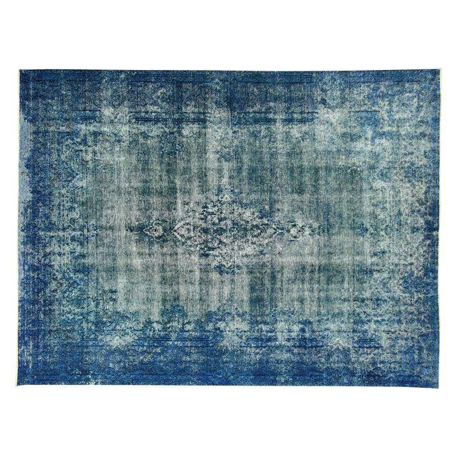 Iran Persian Rug blue