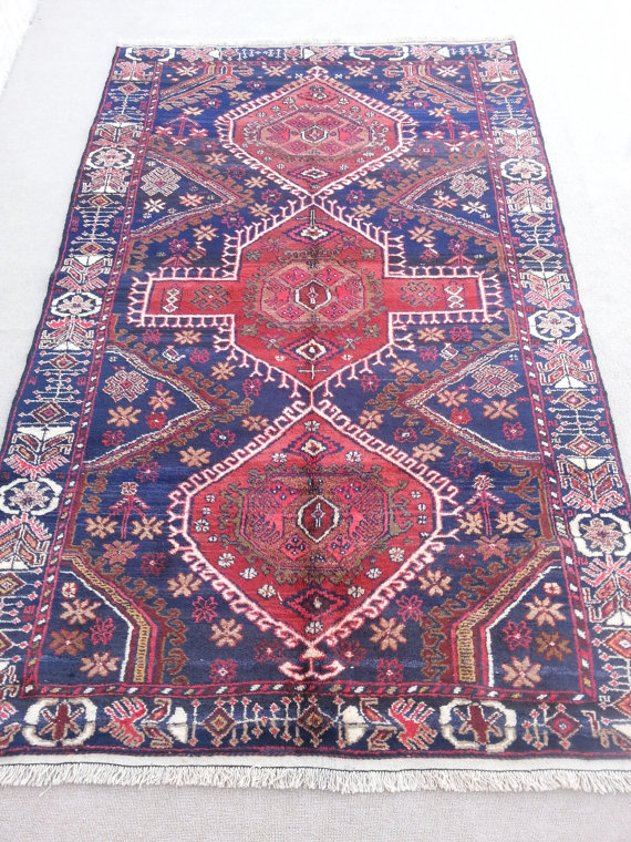 afghan tribal carpet