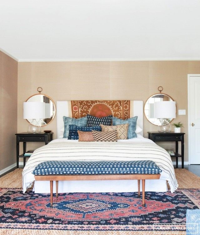 Persian Rugs | Megan Opel Interiors