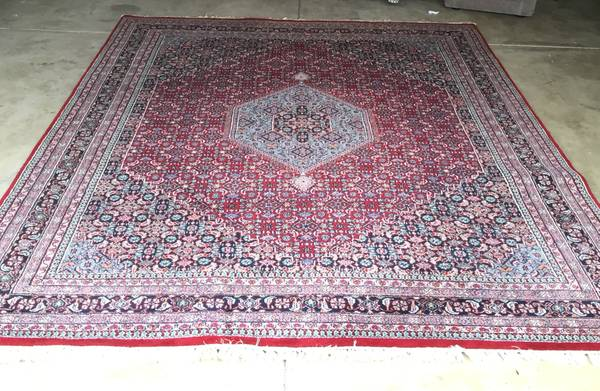 persian rug from craigslist
