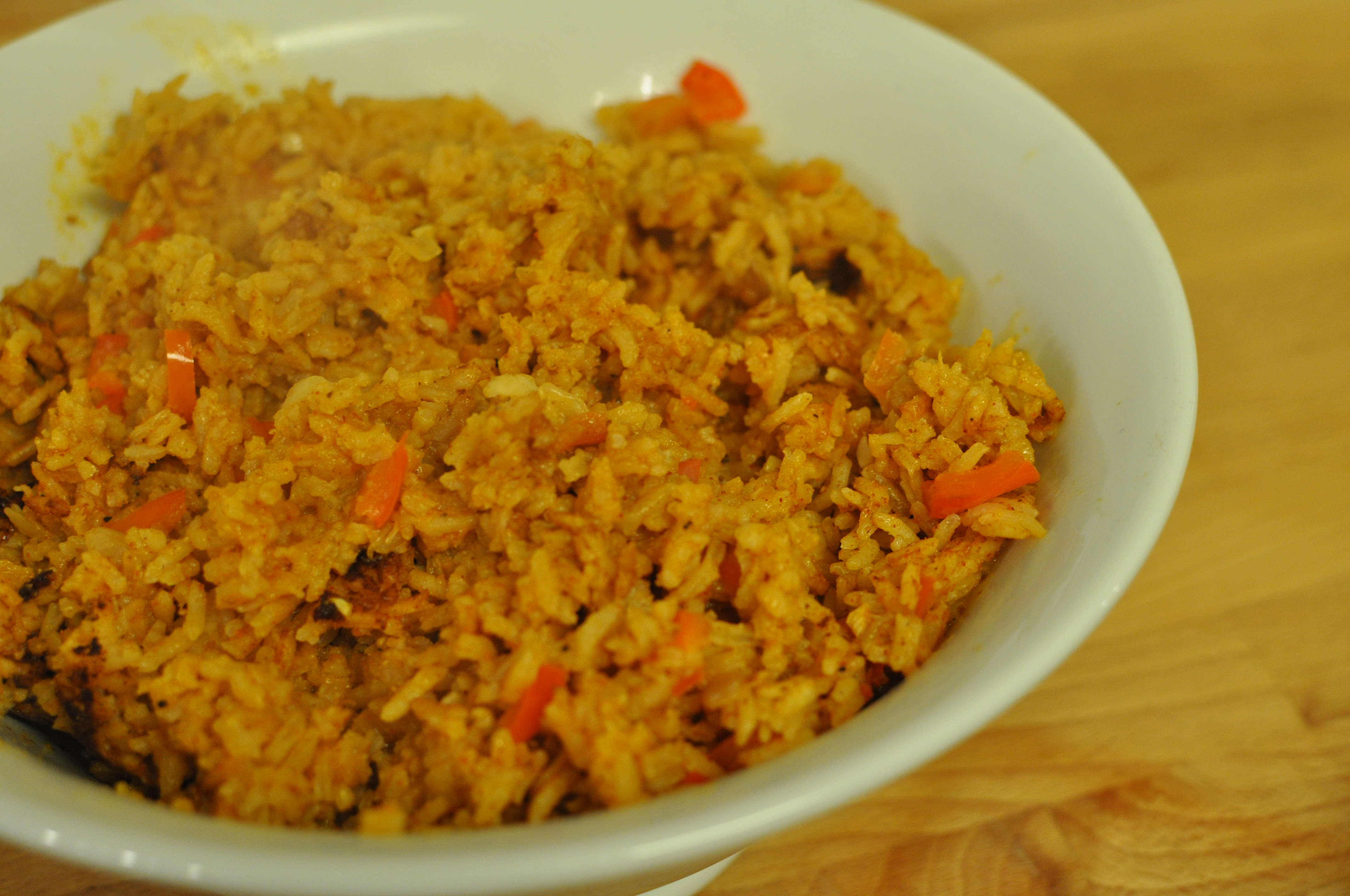 Homemade Mexican Rice