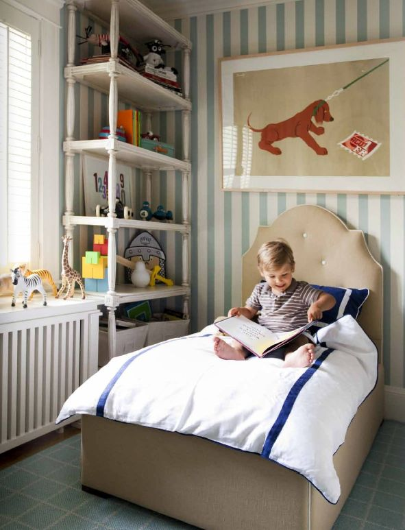 Preppy Boy S Room Megan Opel Interiors
